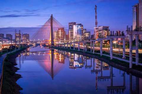 São Paulo: Private 4-Hour Night Tour