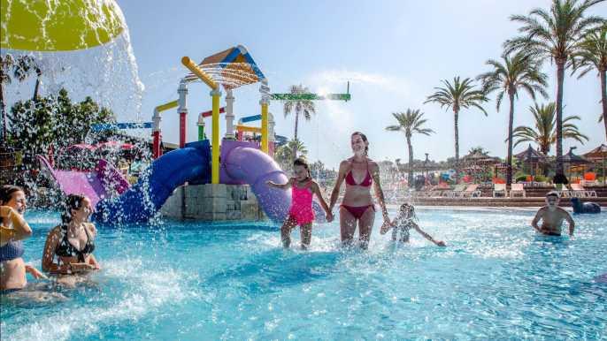 Mallorca: ticket de admisión para Aqualand El Arenal