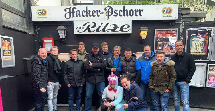 Hamburg: Big Reeperbahn Tour