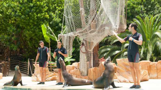 Tenerife: Admission Tickets for Jungle Park