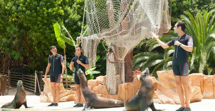 Tenerife: tickets voor Jungle Park