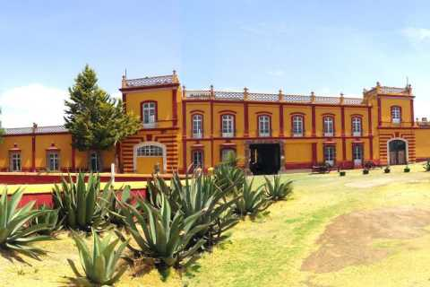 Teotihuacán: Pulque, Haciendas and Train Museum