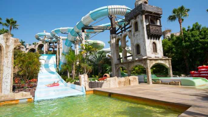 Tenerife: Admission Tickets for Aqualand Costa Adeje