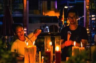 Bangkok: Nächtlicher Rundgang mit Verkostungen