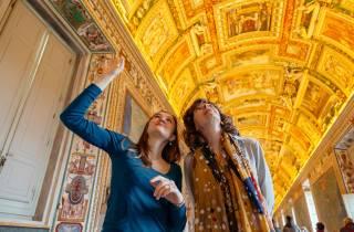 Vatikan: Papst, Pizza und Prosecco Privattour