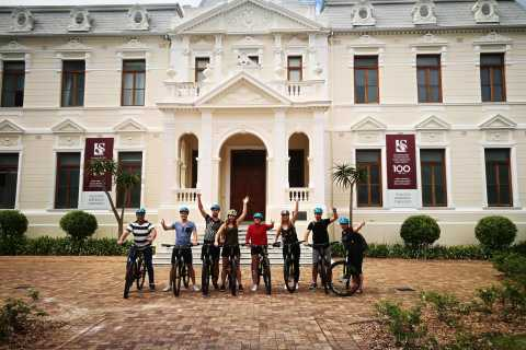Stellenbosch: Historical Bike Tour & Wine Tasting