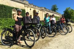 Bordeaux: Burdigala através do tempo Bicyle Tour