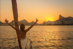 Rio de Janeiro: Cruzeiro ao Pôr do Sol