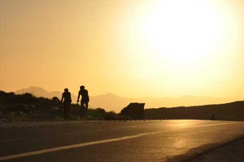 Las Vegas: Red Rock Canyon Sunrise Self-Guided E–Bike Tour
