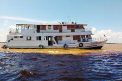 De Manaus: Cruzeiro de 3 ou 4 Dias Rio Negro e Anavilhanas
