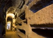 Rom: Exklusive Katakomben in kleinen Gruppen bei Nacht
