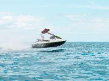 Teneriffa: 1-stündige Abenteuerfahrt im Jet-Ski
