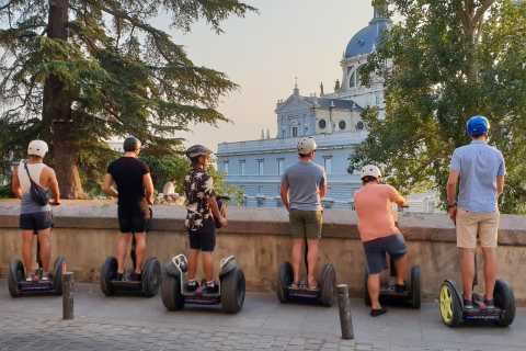 Madrid: City Center and Retiro Park 1.5-Hour Segway Tour