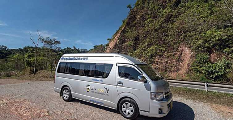 Cheow Lan See: Privater Surat Thani Flughafentransfer