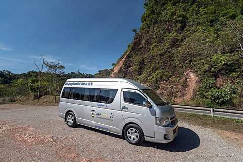 Surat Thani Airport: Private Transfer To/From Khao Sok
