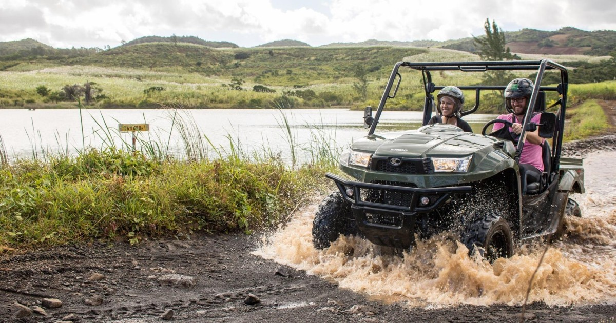 Mauritius: Heritage Nature Reserve Eco-Buggy Ride