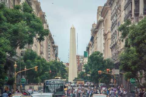 Buenos Aires: Tour Privado no Transporte Público