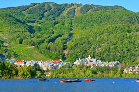 Montreal: Excursão Particular 1 Dia para Mont-Tremblant