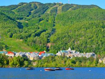 Ab Montreal: Privater Tagesausflug nach Mont-Tremblant