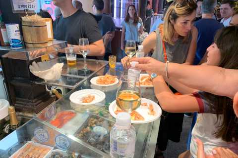 Madrid: History of Tapas Walking Tour and Tasting
