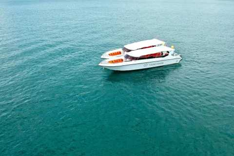 Krabi: Private Speed Boat Charter James Bond Discovery