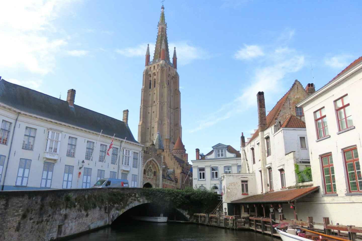 From Brussels: Private Tour of Bruges, Ghent and Flanders