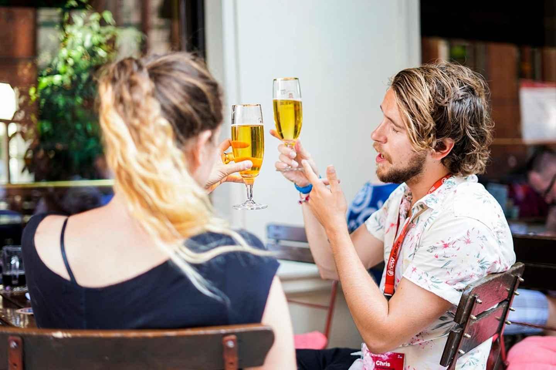 Brüssel: 2,5-stündige Verkostung belgischer Biere