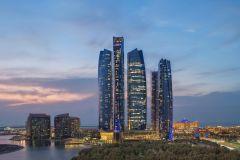 Abu Dhabi: Ingresso Plataforma de Observação Etihad Towers