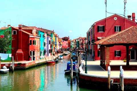 Venezia: tour in barca a Murano, Burano e Torcello