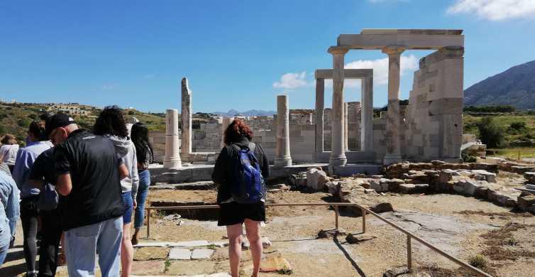 Naxos: Historische Tagestour mit dem Bus