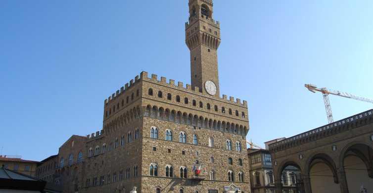 Florença: Excursão guiada pelo Palazzo Vecchio