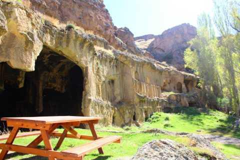 Cappadocia: Secrets Day Tour