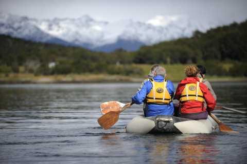 Ushuaia: Tierra del Fuego Trekking and Canoeing