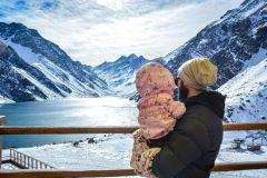 Santiago: Excursão Lagoa Inca e Portillo em Pequeno Grupo
