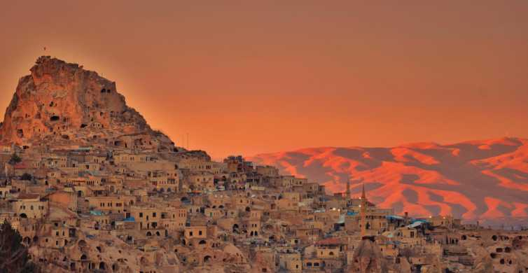 Cappadocia Highlights Tour with Lunch