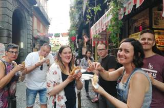 Neapel: Streetfood-Tour mit ortskundigem Guide