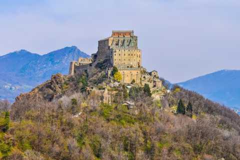 Da Torino: tour medievale della Sacra di San Michele