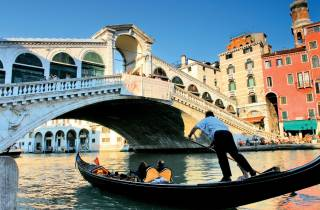 Venedig: Markusdom, Rundgang, Gondelfahrt