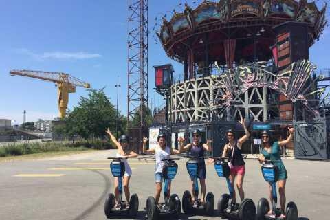 Highlights of Nantes Segway City Tour