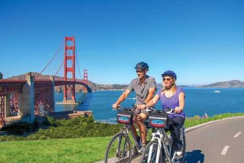 San Francisco: Exclusive Bike, Beer, and Boat Tour