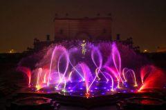 Akshardham: Exposição, Show de Luz e Água com Transfers