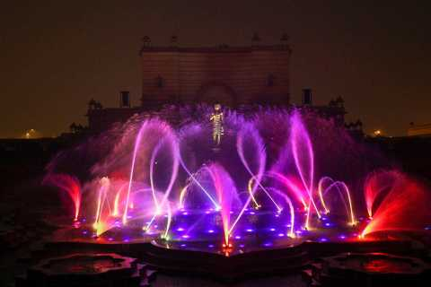 Akshardham: Exhibition, Light and Water Show with Transfers