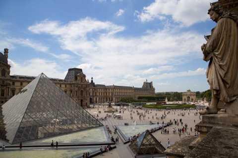Paris: Tuileries Garden Tour with Optional Louvre Ticket