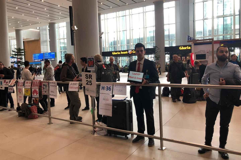 Flughafen Istanbul-Sabiha Gökçen: Privater Flughafentransfer