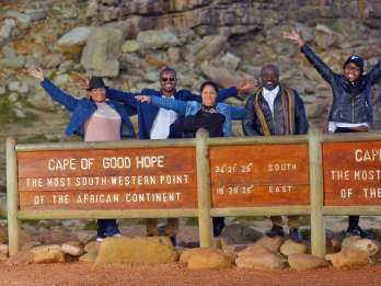 Kaphalbinsel: Kleingruppen-Tagestour mit Pinguinen