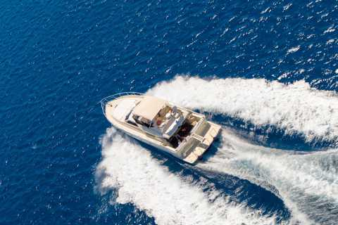 From Rhodes: Private Yacht Cruise To Symi with Lunch