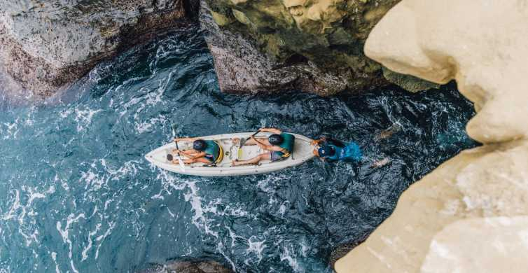 La Jolla: 90-Minute Sea Cave Kayaking Tour with Guide