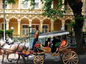 Istanbul: Mit der Fähre zu den Prinzeninseln und zurück