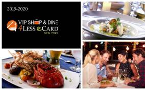 New York: 90-Day VIP Shop and Dine4Less Card