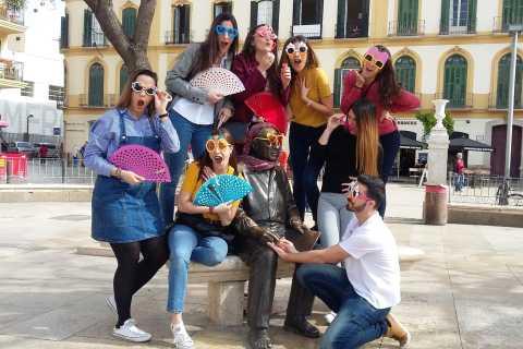 Malaga: 3-Hour Bachelorette Treasure Hunt
